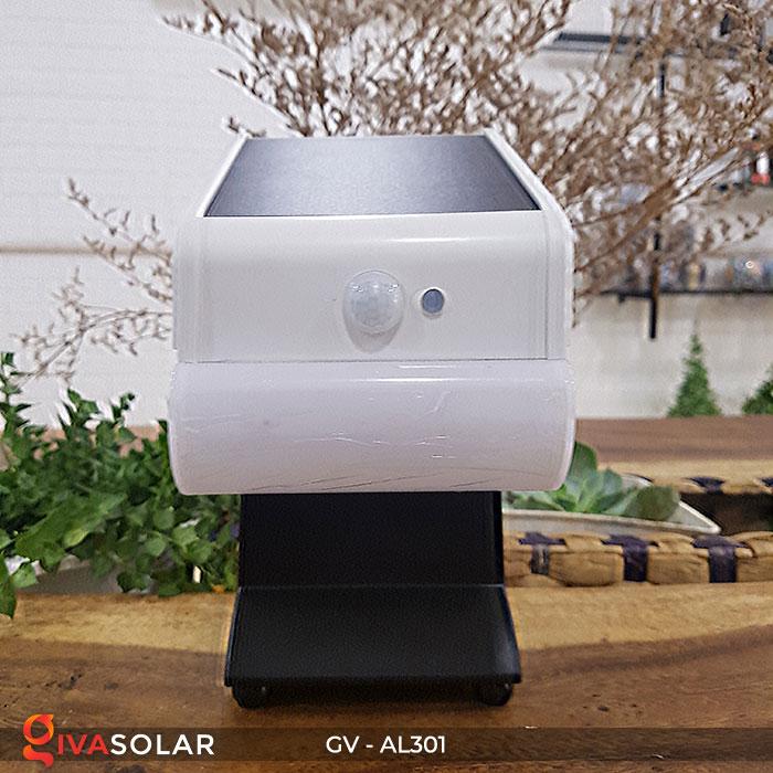 Đèn năng lượng mặt trời đa năng có Bluetooth phát nhạc AL301 8