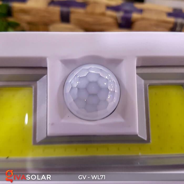 Đèn năng lượng mặt trời chiếu tường, cầu thang WL71 17