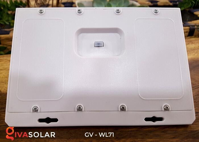 Đèn năng lượng mặt trời chiếu tường, cầu thang WL71 19