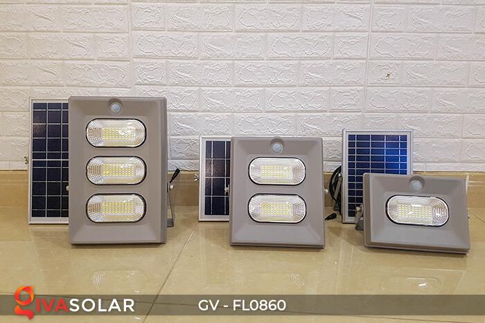 Đèn pha LED năng lượng mặt trời FL0860 1