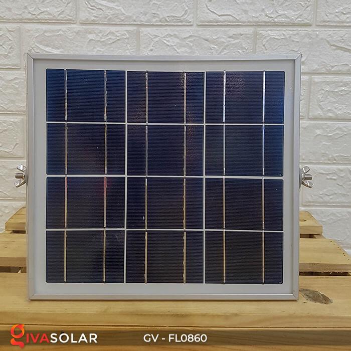 Đèn pha LED năng lượng mặt trời FL0860 12