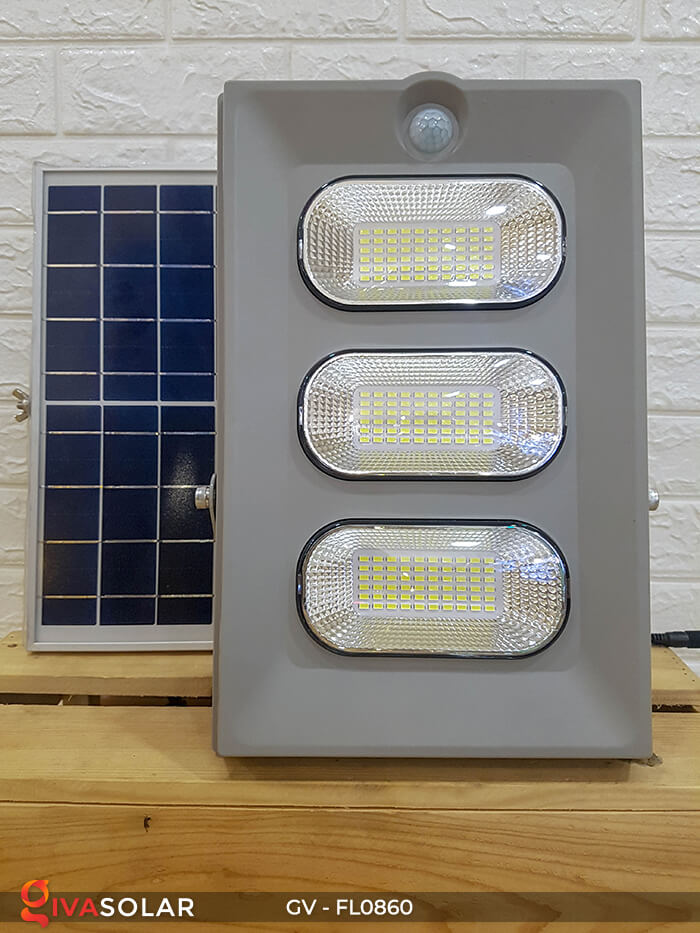 Đèn pha LED năng lượng mặt trời FL0860 13