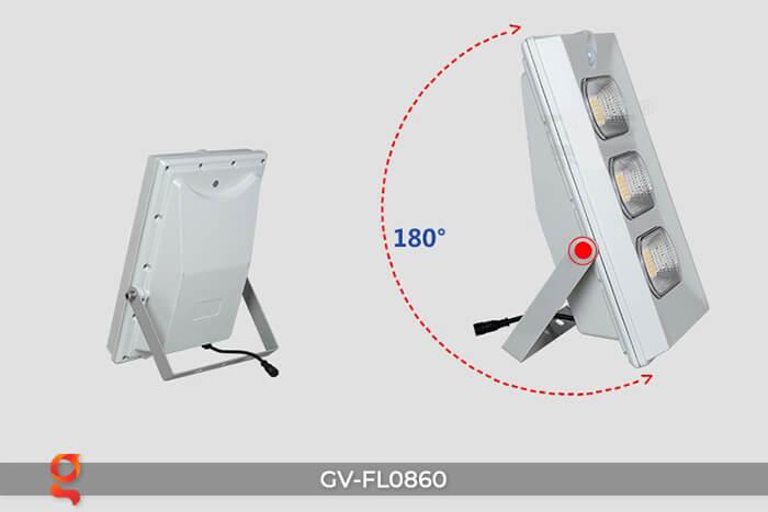 Đèn pha LED năng lượng mặt trời FL0860 17