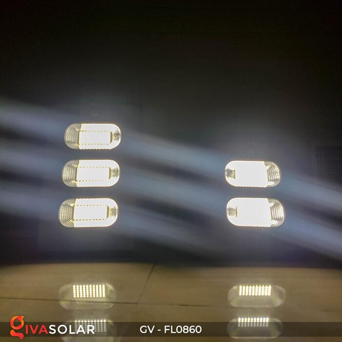 Đèn pha LED năng lượng mặt trời FL0860 2
