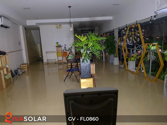 Đèn pha LED năng lượng mặt trời FL0860 26