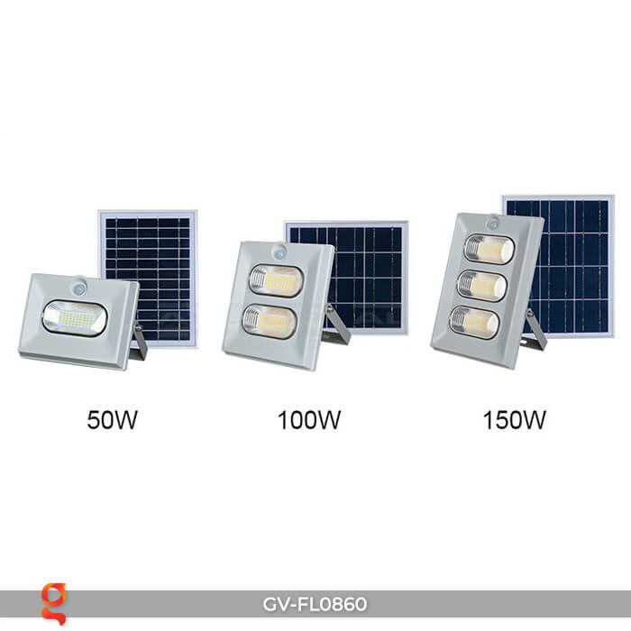 Đèn pha LED năng lượng mặt trời FL0860 3