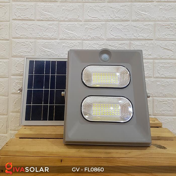 Đèn pha LED năng lượng mặt trời FL0860 8