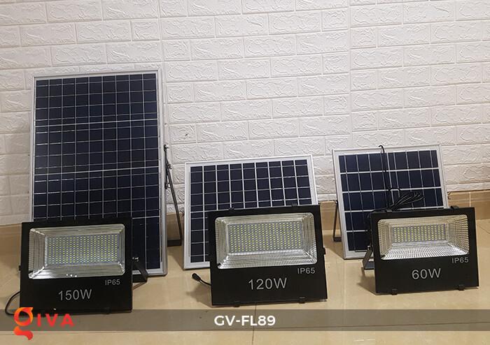 Đèn pha năng lượng mặt trời cao cấp FL89 1