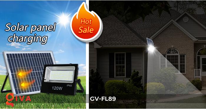 Đèn pha năng lượng mặt trời cao cấp FL89 16