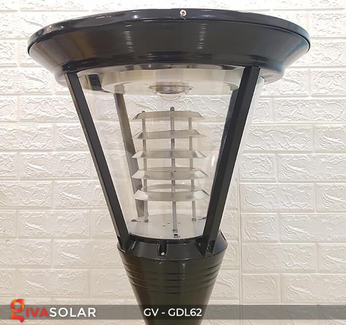 Đèn sân vườn năng lượng mặt trời GDL62 1