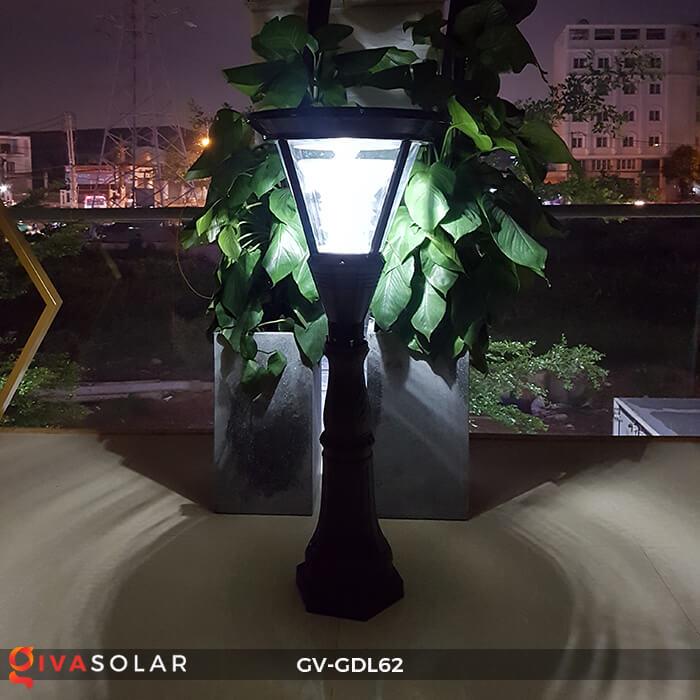 Đèn sân vườn năng lượng mặt trời GDL62 10