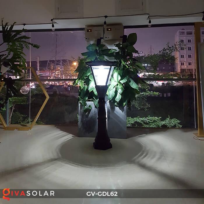 Đèn sân vườn năng lượng mặt trời GDL62 11