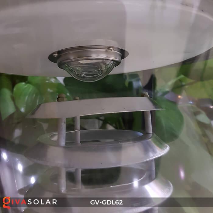 Đèn sân vườn năng lượng mặt trời GDL62 12