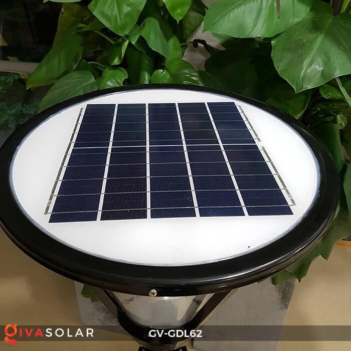 Đèn sân vườn năng lượng mặt trời GDL62 14