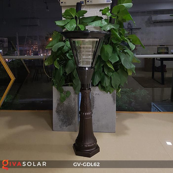 Đèn sân vườn năng lượng mặt trời GDL62 6
