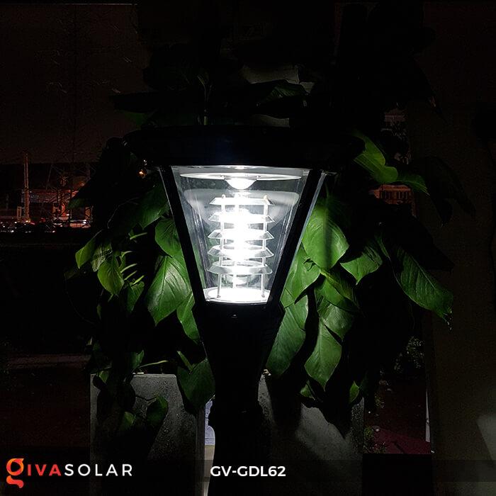 Đèn sân vườn năng lượng mặt trời GDL62 7