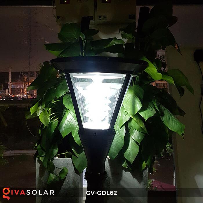 Đèn sân vườn năng lượng mặt trời GDL62 8