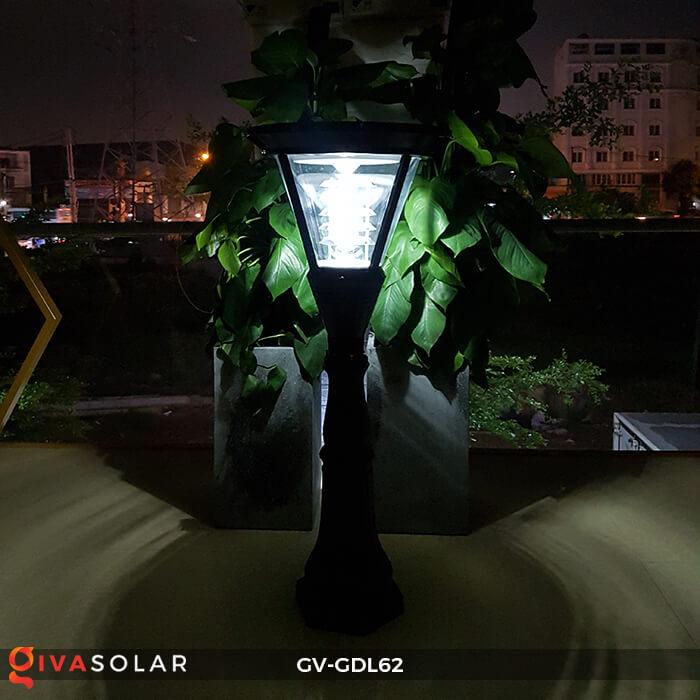 Đèn sân vườn năng lượng mặt trời GDL62 9