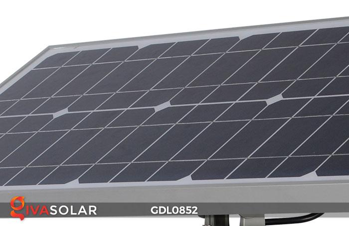 Đèn trụ sân vườn năng lượng mặt trời GDL0852 8
