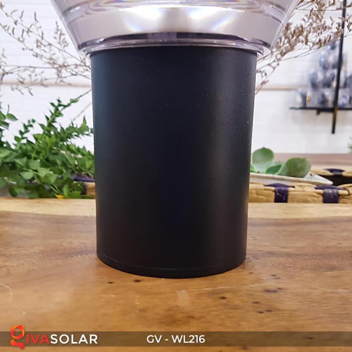 Đèn treo tường năng lượng mặt trời WL216 10