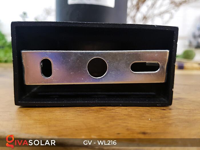 Đèn treo tường năng lượng mặt trời WL216 13