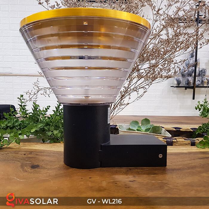 Đèn treo tường năng lượng mặt trời WL216 7