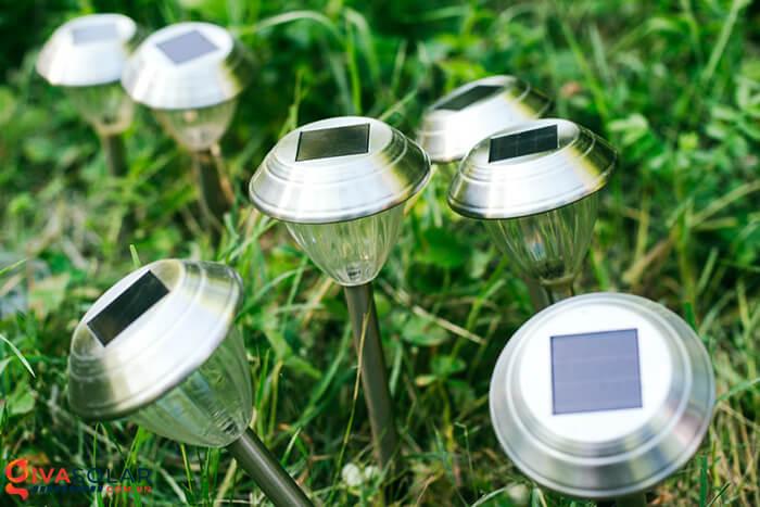 Giải pháp chiếu sáng mới bằng đèn năng lượng mặt trời thông minh 1