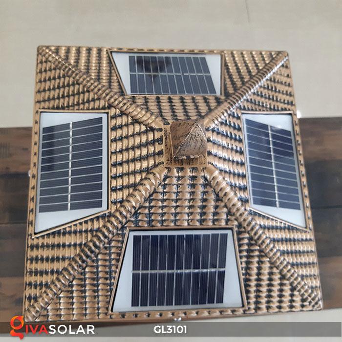 Đèn cổng dùng năng lượng mặt trời GL3101 11