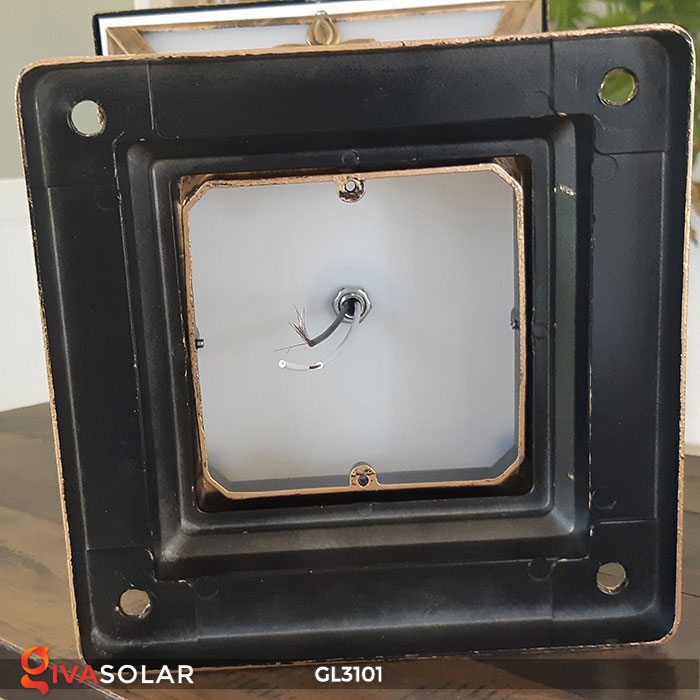 Đèn cổng dùng năng lượng mặt trời GL3101 17