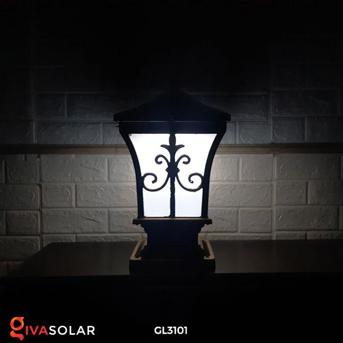 Đèn cổng dùng năng lượng mặt trời GL3101 9