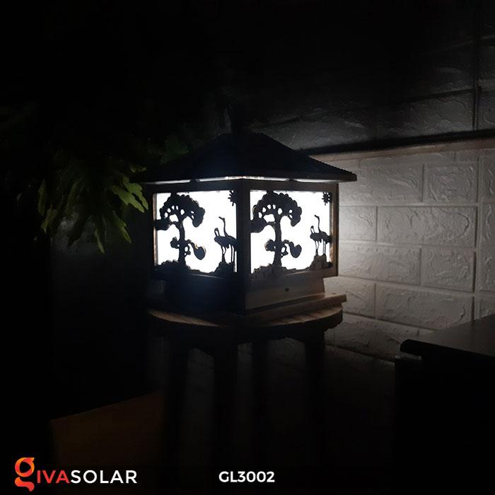 Đèn cổng sử dụng năng lượng mặt trời GL3002 11