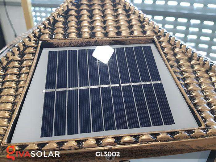 Đèn cổng sử dụng năng lượng mặt trời GL3002 15