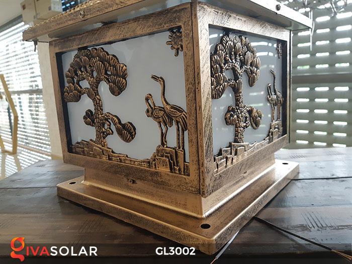 Đèn cổng sử dụng năng lượng mặt trời GL3002 17