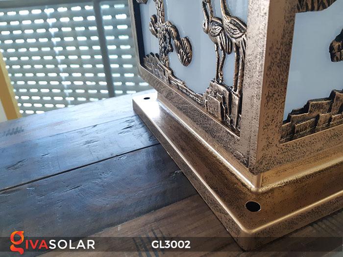 Đèn cổng sử dụng năng lượng mặt trời GL3002 18