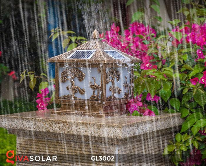 Đèn cổng sử dụng năng lượng mặt trời GL3002 3