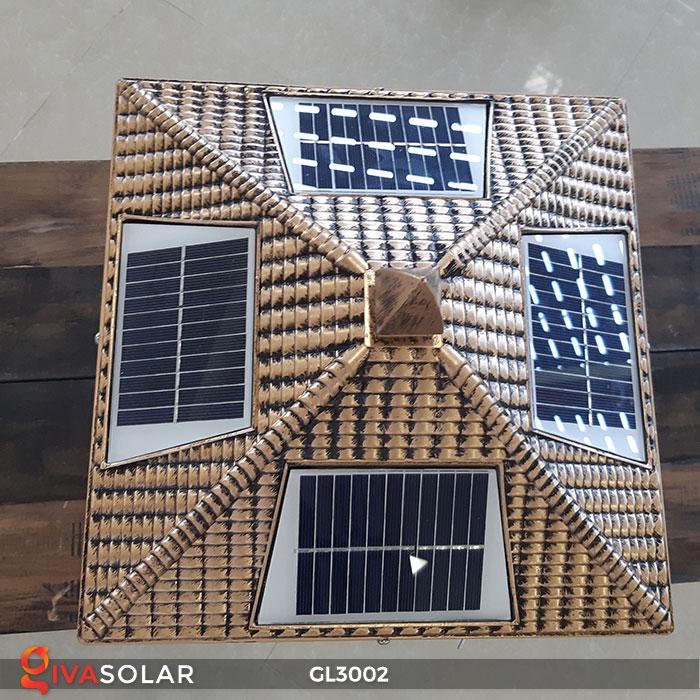 Đèn cổng sử dụng năng lượng mặt trời GL3002 9