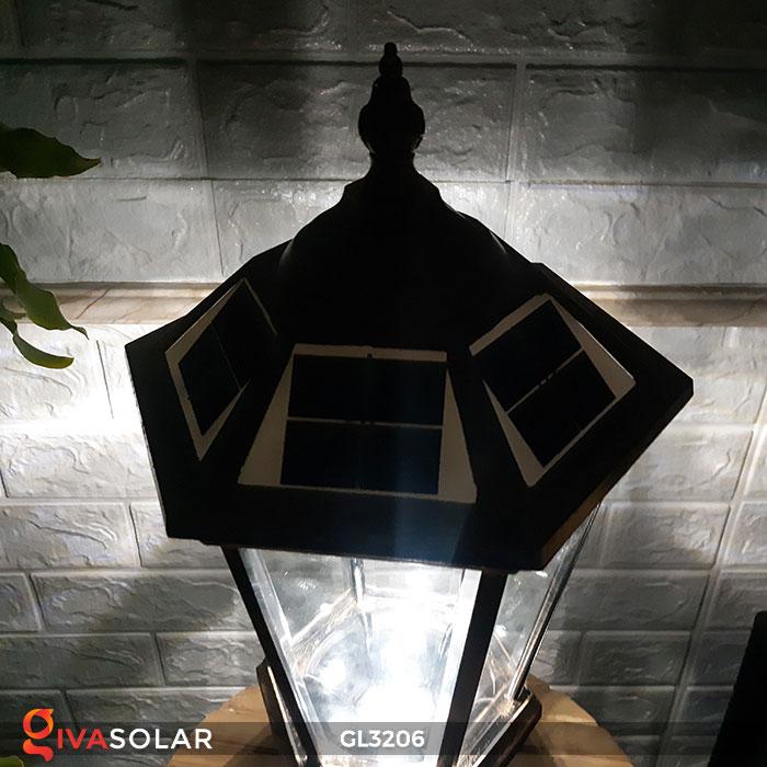 Đèn cổng năng lượng mặt trời GL3206 10