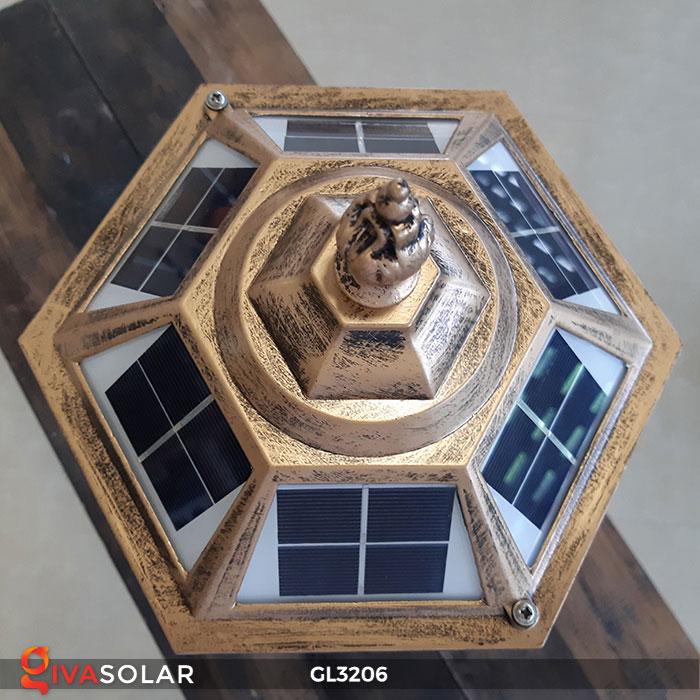 Đèn cổng năng lượng mặt trời GL3206 11