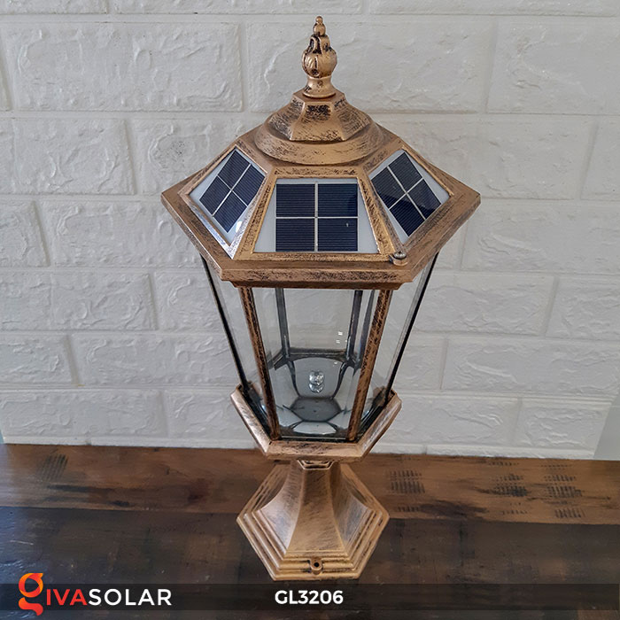 Đèn cổng năng lượng mặt trời GL3206 2