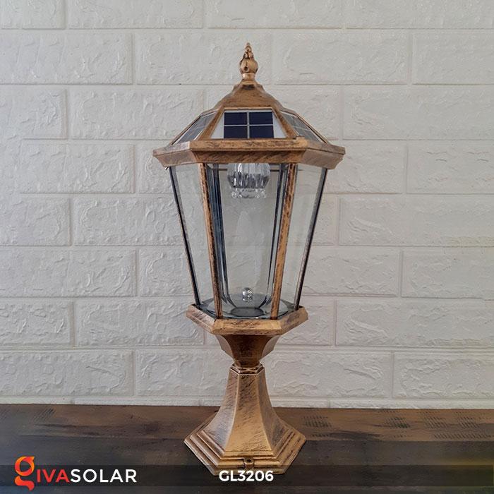 Đèn cổng năng lượng mặt trời GL3206 3