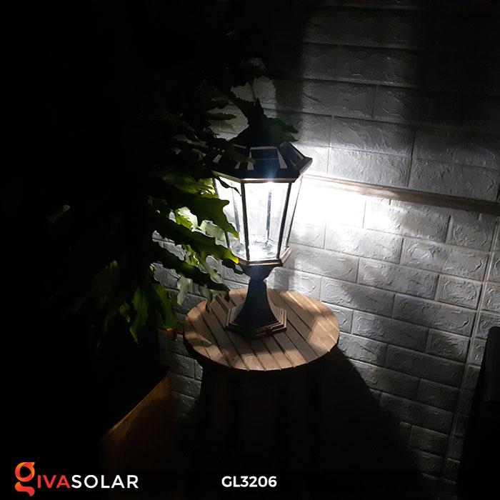 Đèn cổng năng lượng mặt trời GL3206 5