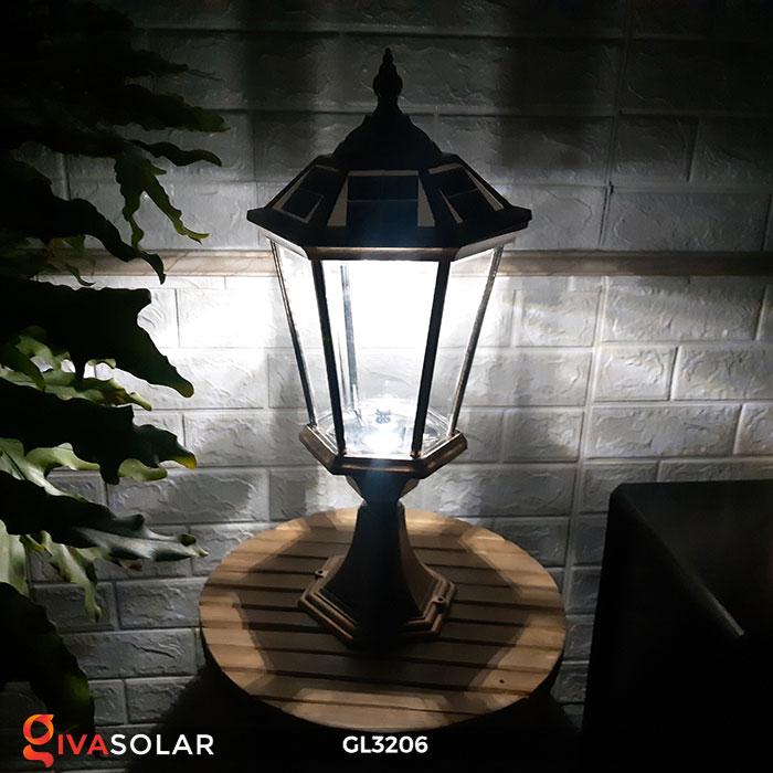 Đèn cổng năng lượng mặt trời GL3206 6