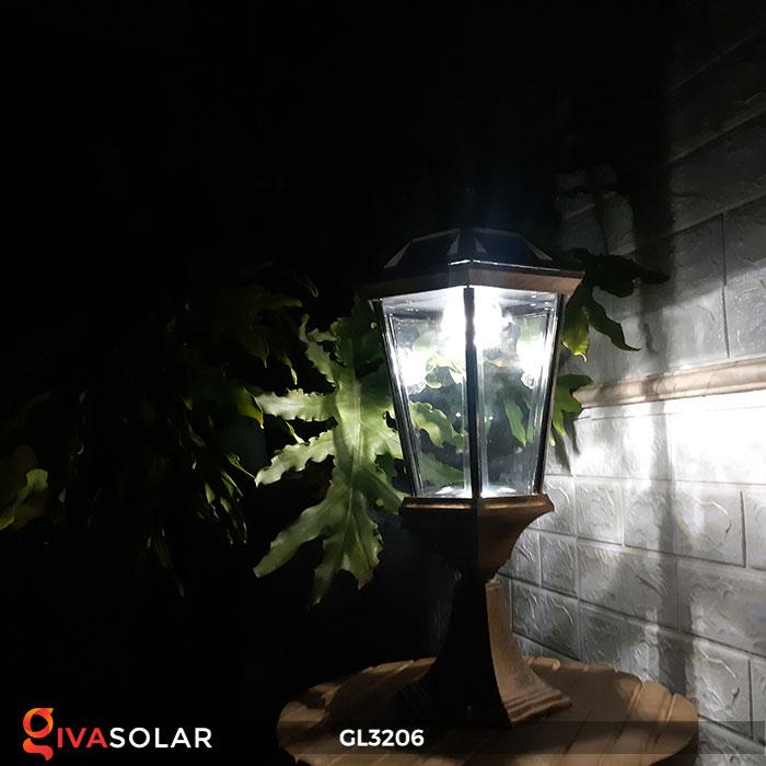 Đèn cổng năng lượng mặt trời GL3206 7