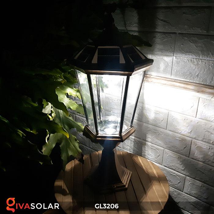 Đèn cổng năng lượng mặt trời GL3206 8