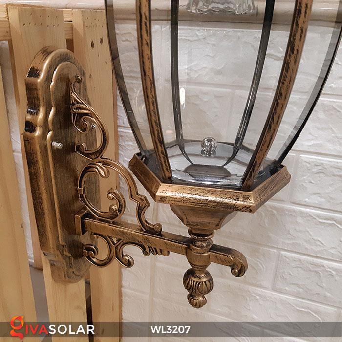 Đèn gắn lên tường năng lượng mặt trời WL3207 15