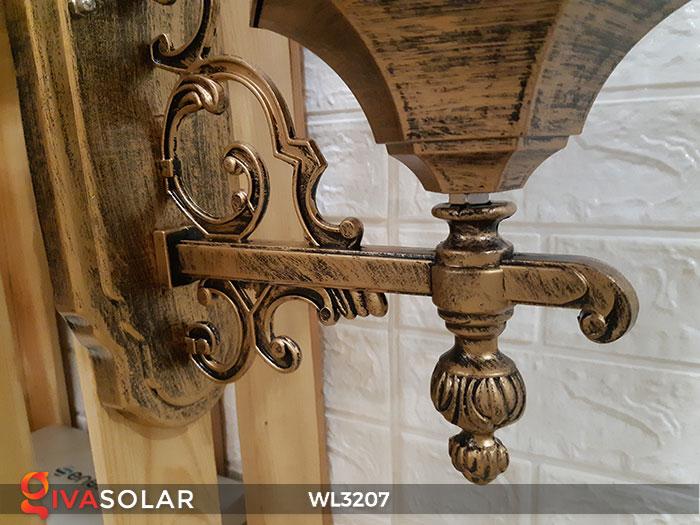 Đèn gắn lên tường năng lượng mặt trời WL3207 16