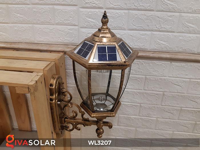 Đèn gắn lên tường năng lượng mặt trời WL3207 5