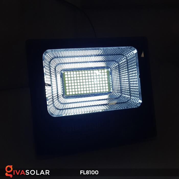 Đèn pha LED COB năng lượng mặt trời FL8100 13