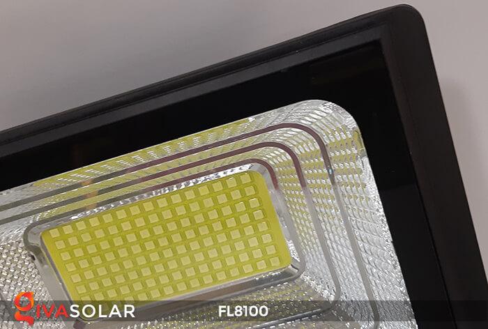 Đèn pha LED COB năng lượng mặt trời FL8100 15