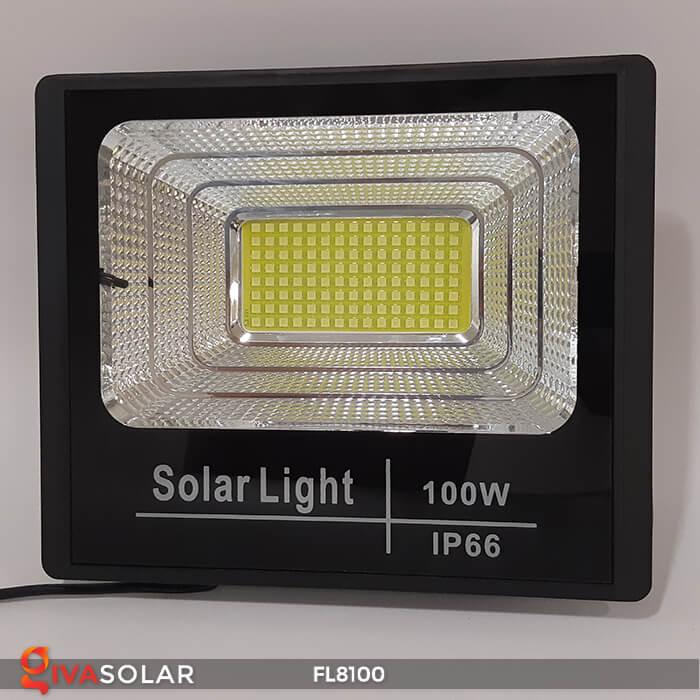 Đèn pha LED COB năng lượng mặt trời FL8100 5